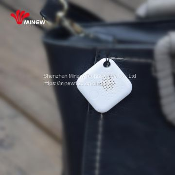 F3  bluetooth tracker bluetooth anti-lost device key finder gps tracker for wallet/pet/cellphone