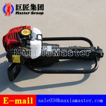 Single sampling drilling rig  soil coring drilling machine free of contamination