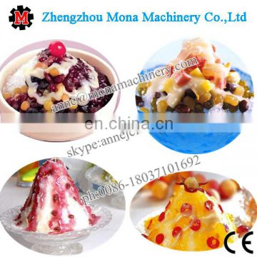 Multifunction Fried Ice Cream Machine| Ice Porridge Machine| Ice Cream Machine