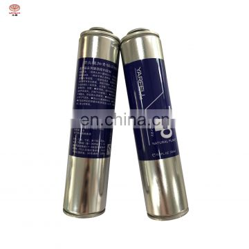 Factory direct sales aerosol tin cans spray paint can   for hair spray