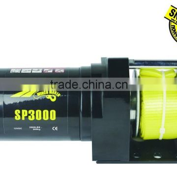 Mini 12v Electric Nylon Strap Snow Winch Sp3000 Of Sport Winches From China Suppliers 125907291