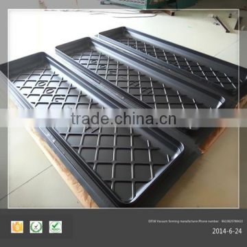 custom vacuum formed extra large plastic tray
