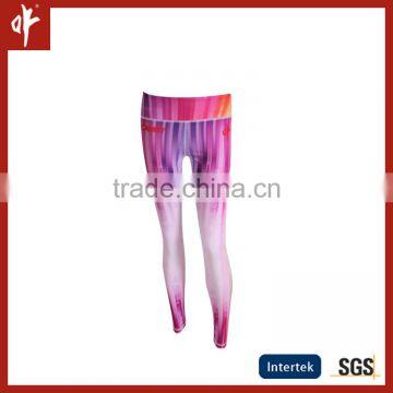 c35c62d3c0e6a6 China Manufacturer ladies tight fit tranfix sublimation yoga pants ...