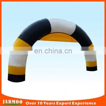 13ft halloween arch inflatable/halloween inflatable arch
