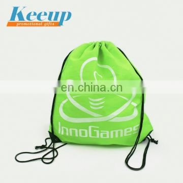 China Supplier Durable Backpack Custom Drawstring Bags No Minimum