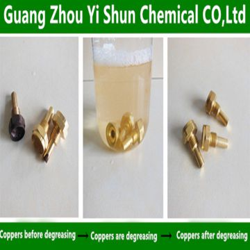 Metal rust removal brightening agent Copper degreasing and remove rust agent Copper cleaning agent