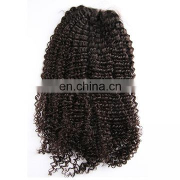Ample supply and prompt delivery natural human hair lace wig