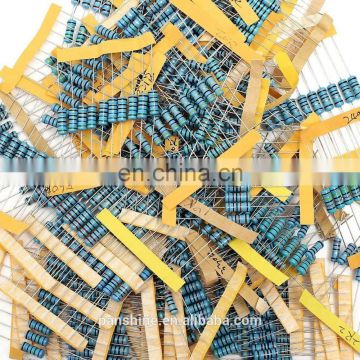 High Precision Metal High Voltage Resistors