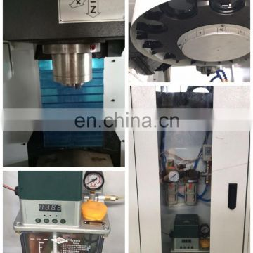 Small educational type cnc milling machining center for sale
