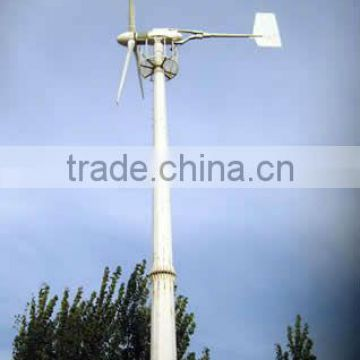 Free Stand Tower for 5kw wind turbines