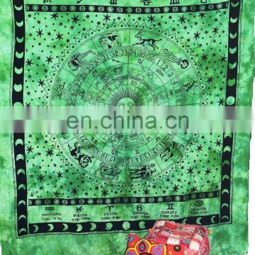 Exclusive Indian Mandala Print Tapestry / Hippie Mandala Wall Hanging Home DEcor