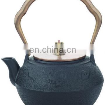 cast iron teapot 0303-4