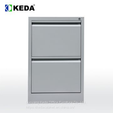 Factory Directed Sale 2 Drawer Steel File Cabinet
