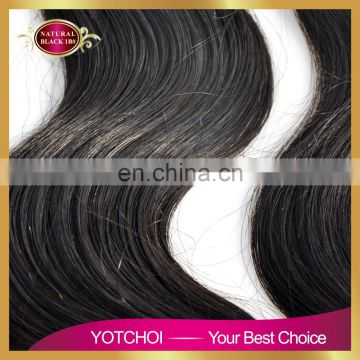 3 Bundles Brazilian Virgin Body Wave Hair Weave 7A Grade 100% Unprocessed Human Hair Weft Extensions Natural Color 100g/pc Mixed