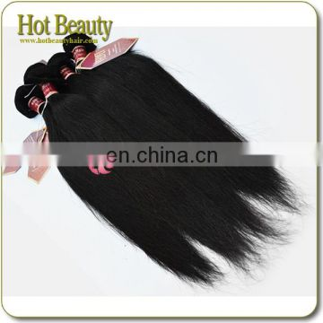 5A Brazilian Great Lengths Hair Extensions Weave Straight Hair Extension