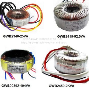 Step up Toroidal Transformer for LED Lighting