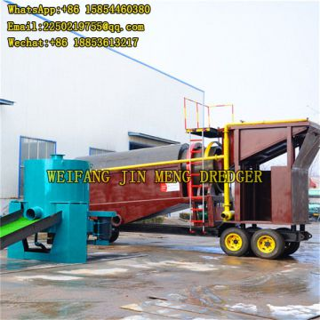 200 M3/h High Efficiency  Gold Mining Machinery For Hot Selling