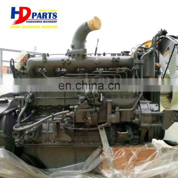 Excavator 6BG1 6BG1T Engine Assembly 128.5KW 135.5KW