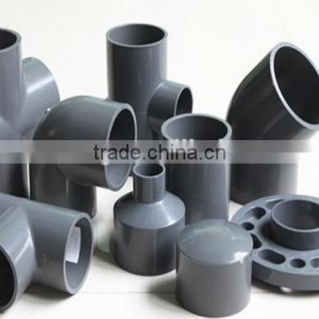 DN225 pvc adaptor pvc pipe and fittings pvc pipe fittings of