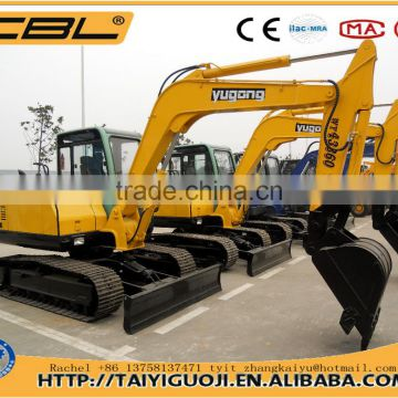 CBL-135C hydrualic crawler excavator earth moving equipment for sale