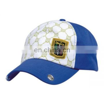 Italy embroidery cap