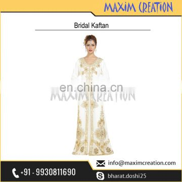 Moroccan Caftan Wedding Gown Niqah Dress Perfect For Any Occasion 6568