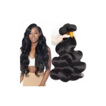 Double Wefts  100% Human Hair Bright Grade 8A Color 24 Inch Peruvian Human Hair