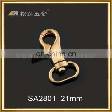 Gold Plated Dog Collar Buckles, Good Quality China Dog Buckle Accessory Supplier