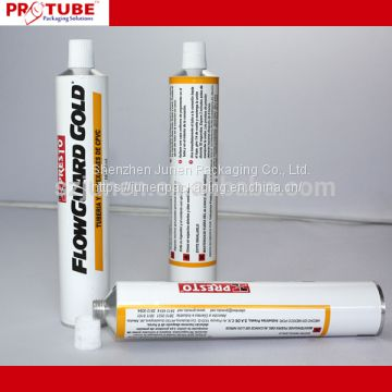Food Chosolate Aluminum Squeeze Packaging Tube