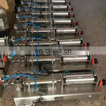 top quality high capacity oil filling machine