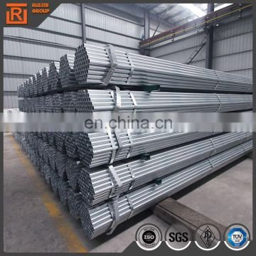 BS1387 class b galvanized steel pipes 48.3mm  gi pipe JIS GI tubes 48.6mm caliber