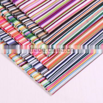 China Wholesale Custom pvc coated polyester waterproof fireproof printed fabric price per meter wholesale
