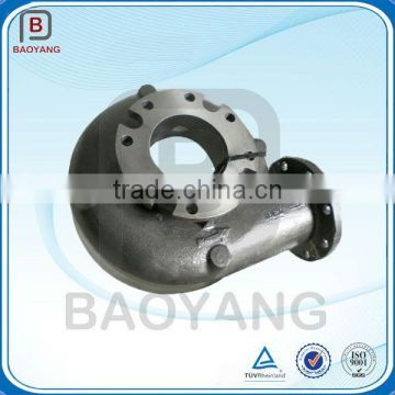 Cnc machining SG450-12 hydraulic water pump housing