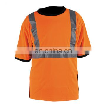 New Design T Shirt Safety Polo T-shirt Wholesale