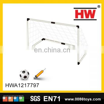New high quality mini football toys the kids soccer goal