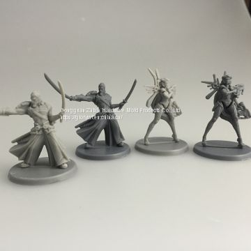 factory OEM custom PVC figures board game miniature