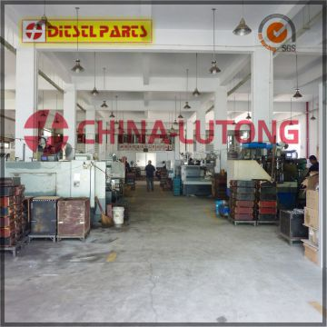 China Lutong Parts Plant
