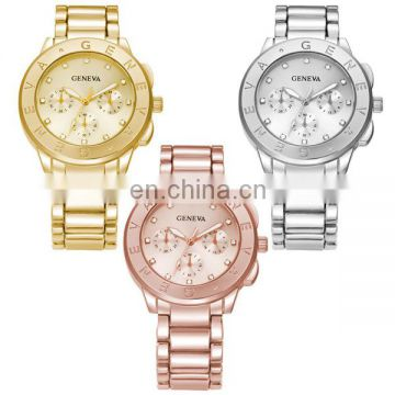 New arrival hottest ali express watch luxury watch gold wrist watch