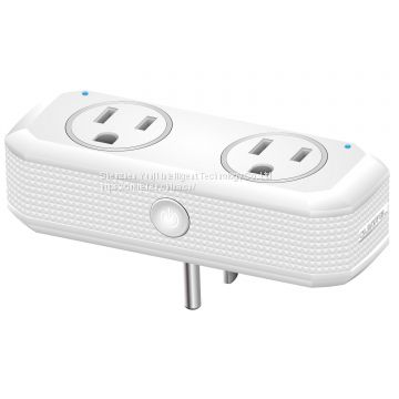 Works With Google Home & Amazon Alexa Smart Mini Wifi Socket Plug High Quality