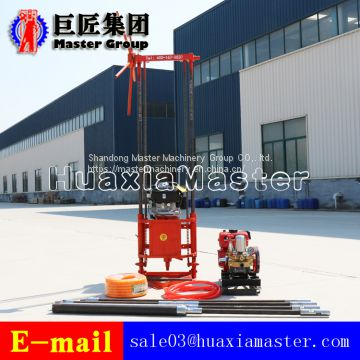 In Stock QZ-2B Gasoline Engine Rock  Core Drilling Rig On Promotion