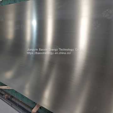 ASTM 321 stainless steel plate/sheet with competitive price