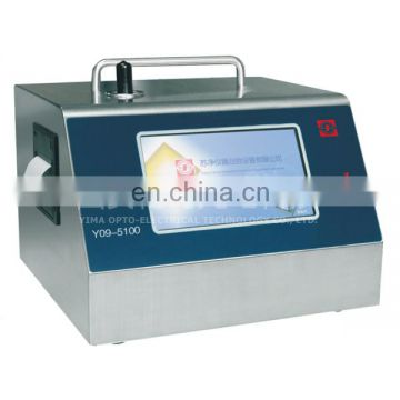 EA038 Laser dust particle counter multichannel :0.5,1,3,5,10,25um PM2.5 PM20