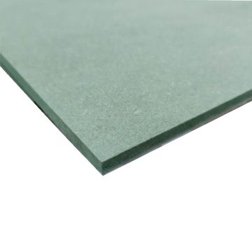 18mm wood Fiber Material and Indoor Usage plain/raw MDF board 1220*2440 size in low price