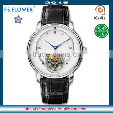 FS FLOWER - Shenzhen The Best Of Manufacturers Production Of Watch The Top-Level Tourbillon Watch