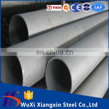 Food Grade stainless steel pipe 304 For Construction