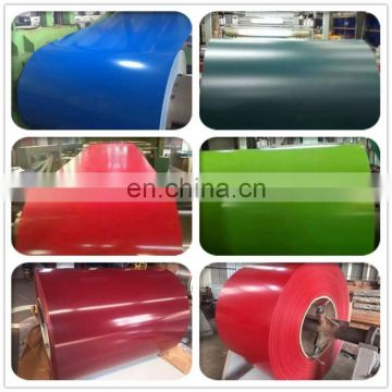 ppgi ppgl colour coated galvanized  coils  pre coated galvanized sheets for roofing tile