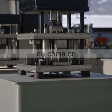 Aluminum Window Door Pneumatic Punching Making Machine
