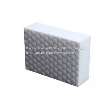 high density melamine foam sponges magic nano eraser for household cleaning
