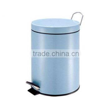 Carbon Steel Trash Bin
