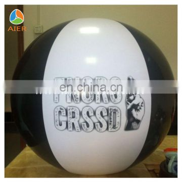 PVC beachball human inflatable ball